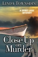Close Up on Murder by Linda Townsdin