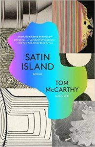 Satin Island in paper