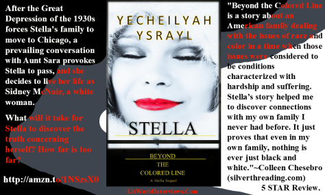 Stella: Beyond the Colored Line by Yecheilyah Ysrayl