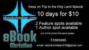 EBook Christian 10 Days for $10 Promotion