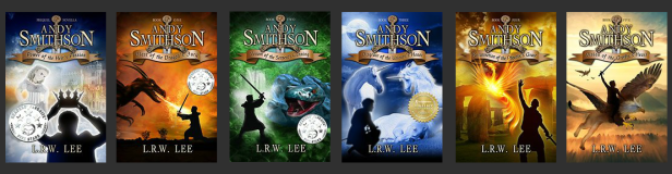 Andy Smithson Series by LRW Lee