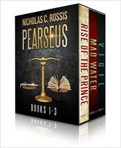 Pearseus books 1 to 3