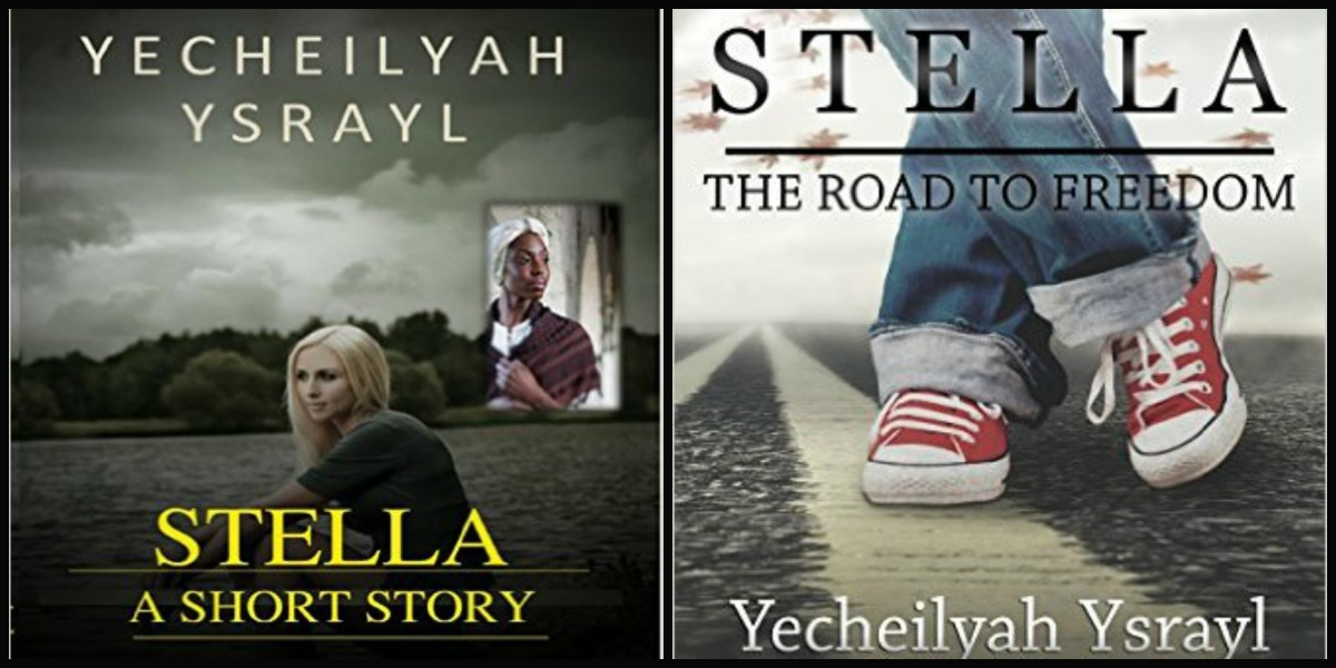 """#BOOK REVIEW BY @COLLEENCHESEBRO OF """"Stella – A Short Story,"""" and Joseph's Story – The Road to Freedom,"""" BY AUTHOR@AHOUSEOFPOETRY"""