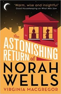 The Astonishing Return of Norah Wells by Victoria Macgregor