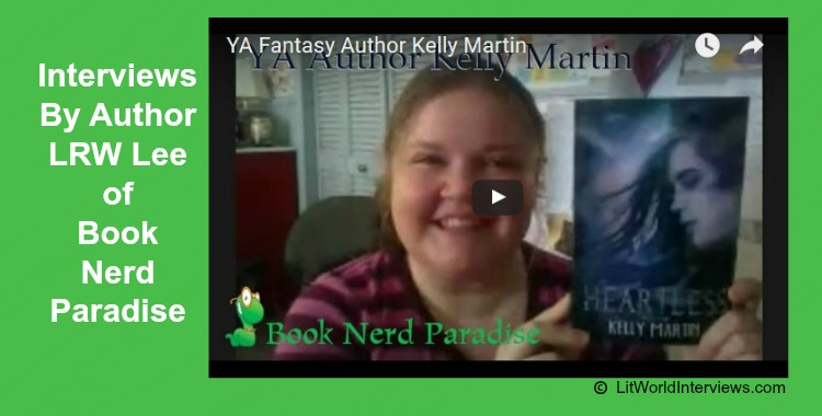 Kelly Martin Interview by LRW Lee