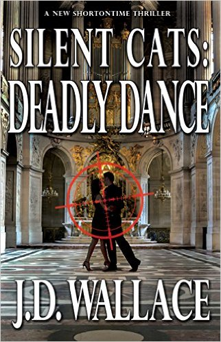 """#BOOK REVIEW BY @COLLEENCHESEBRO OF """"Silent Cats – Deadly Dance,"""" BY AUTHOR@THESILENTCATS"""
