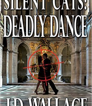"#BOOK REVIEW BY @COLLEENCHESEBRO OF ""Silent Cats – Deadly Dance,"" BY AUTHOR @THESILENTCATS"