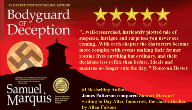 Bodyguard of Deception by Samuel Marquis.