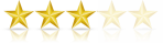 3 Gold Stars image