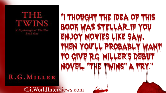 The Twins: A Psychological Thriller