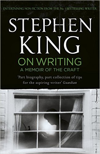 Stephen King's On Writing: A Memoir of the Craft.