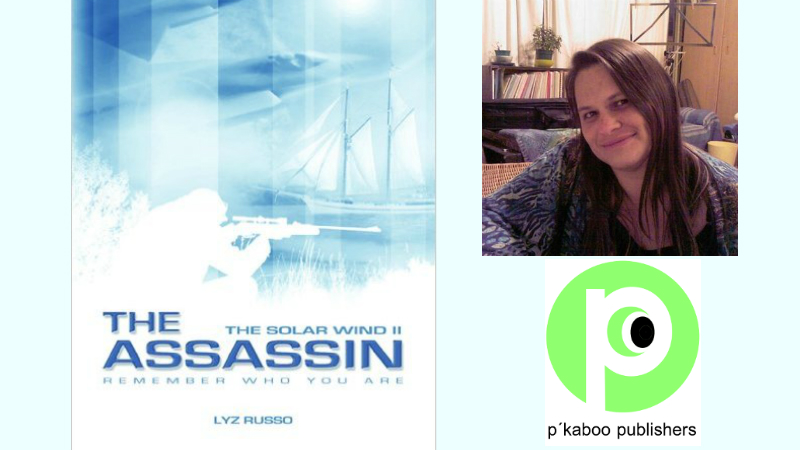 """#BOOK REVIEW BY @COLLEENCHESEBRO OF """"THE ASSASSIN,"""" BY AUTHOR@LYZRUSSO"""
