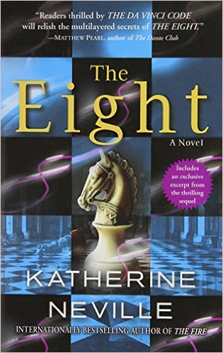 The Eight paperback