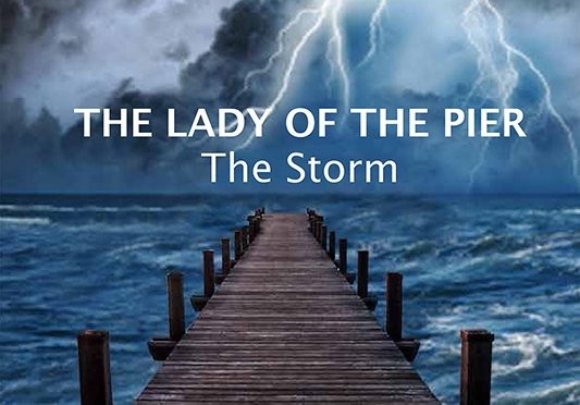 "#BOOK REVIEW BY @COLLEENCHESEBRO OF ""The Lady of the Pier – The Storm,"" BY AUTHOR @FrostieMoss"