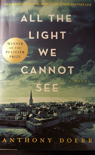 @FTThum #BookReview U0027All The Light We Cannot Seeu0027 By Anthony Doerr