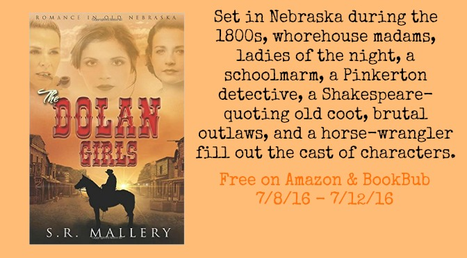 "#BOOK REVIEW BY @COLLEENCHESEBRO OF ""The Dolan Girls,"" BY AUTHOR @SarahMallery1"