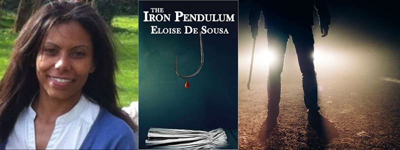"""#BOOK REVIEW BY @COLLEENCHESEBRO OF """"The Iron Pendulum,"""" BY AUTHOR@MELLO_ELO"""