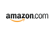 amazon logo with link