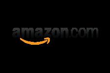 amazon logo with link
