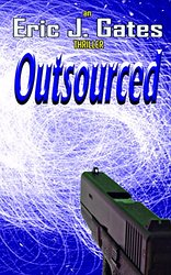 #BookReview of Outsourced by Eric J. Gates.