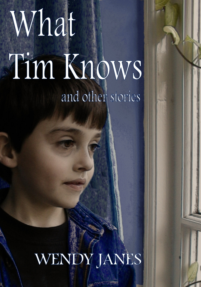New release: What Tim Knows, and other stories by Wendy Janes