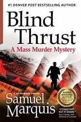Blind Thrust by Samuel Marquis Cover image
