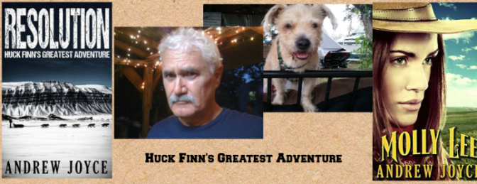"""#BOOK REVIEW BY @COLLEENCHESEBRO OF """"Resolution,"""" BY AUTHOR @HUCKFINN76"""