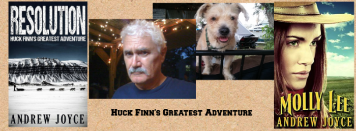 """#BOOK REVIEW BY @COLLEENCHESEBRO OF """"Resolution,"""" BY AUTHOR@HUCKFINN76"""