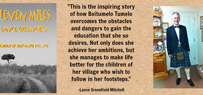"""#BOOK REVIEW BY @COLLEENCHESEBRO OF """"Eleven Miles,"""" BY AUTHOR @LANCEGMITCHELL"""