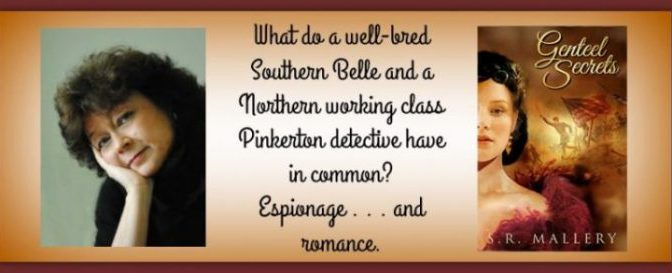 """#BOOK REVIEW BY @COLLEENCHESEBRO OF """"Genteel Secrets,"""" BY AUTHOR @SARAHMALLERY1"""