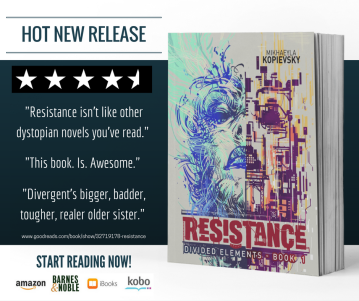 Resistance review blurb image