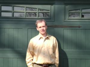 Author Tony Rauch
