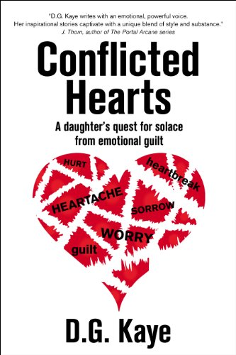 Stevie Turner's Review of D.G Kaye's Memoir 'Conflicted Hearts'.