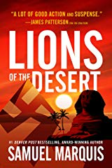 Lions of the Desert by Samuel Marquis