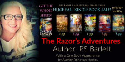 Razor's Adventures Book Sale Image