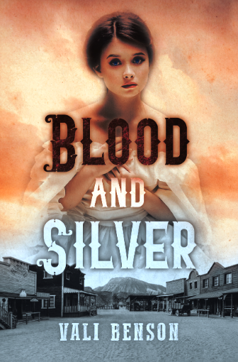 Blood and Silver by Vali Benson cover image.