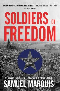 Sam Marquis Soldiers of Freedom Cover