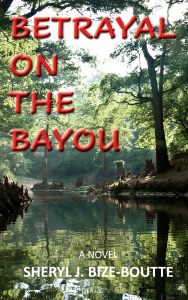 Betrayal on the Bayou cover